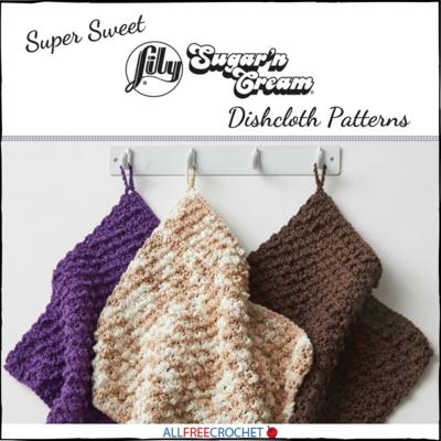 6af1e29dd 13 Super Sweet Sugar n Cream Dishcloth Patterns