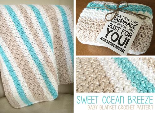 50 Cuddly Crochet Baby Blanket Patterns Allfreecrochetcom