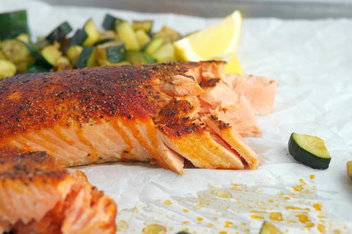 Perfect Every Time Air Fryer Salmon