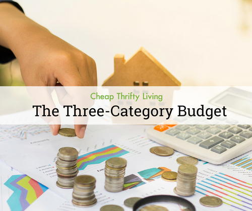 The Three-Category Budget Budgeting for Beginners