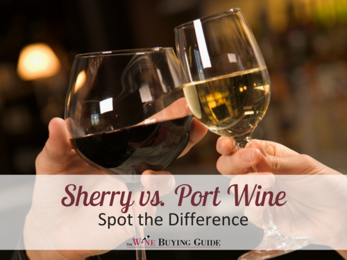Sherry vs Port Wine