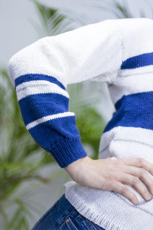 Marina Spring Cotton Sweater