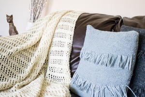 Lacy Summer Throw
