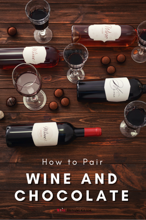 Chocolate Wine Pairings