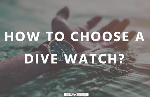 How to Choose a Dive Watch
