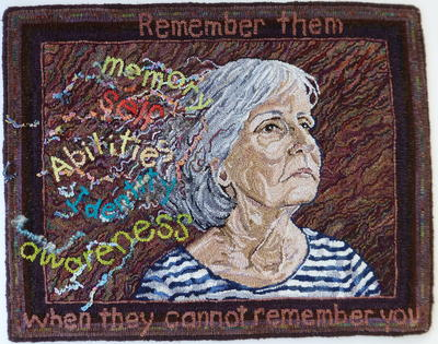 Alzheimer's Rug, Celebration XXIII