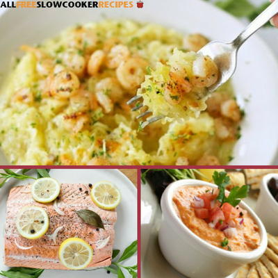 30 Slow Cooker Seafood Recipes