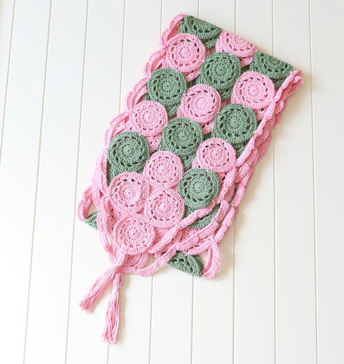 Sweet Colours Scarf