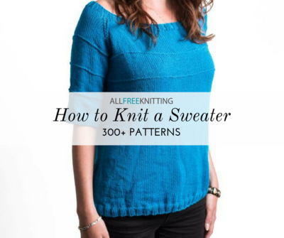How to Knit a Sweater