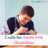 Crafts for Adults with Disabilities
