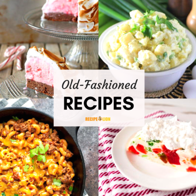 31 Old Fashioned Recipes from the 1950s | RecipeLion com