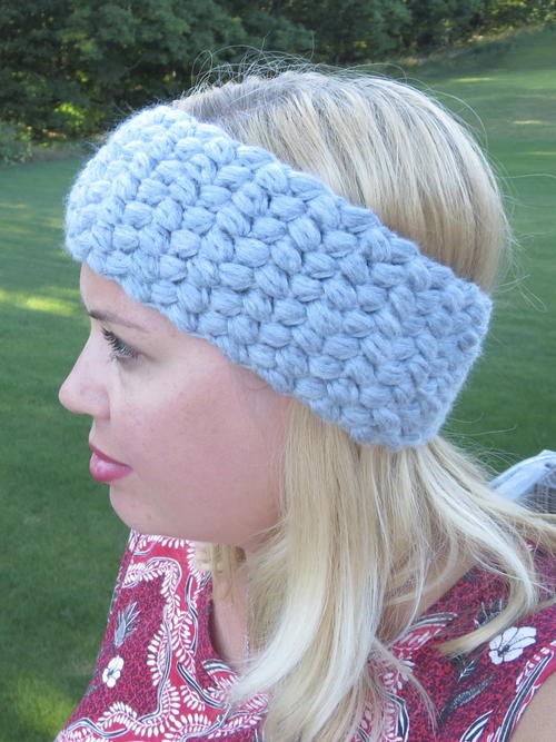 My Favorite Crochet Headband
