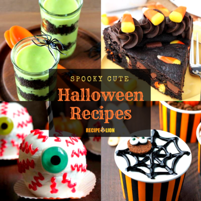 25 Spooky Halloween Food Ideas