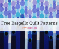 18 Free Bargello Quilt Patterns