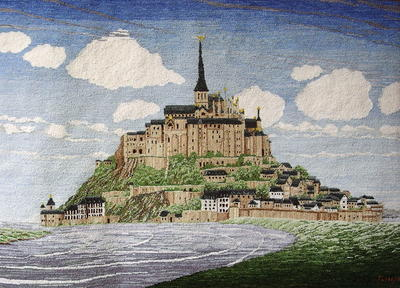 Mont St-Michel, Celebration XXV