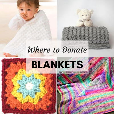 Where to Donate Blankets