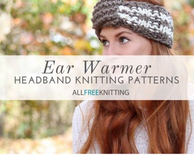 Ear Warmer Headband Knitting Patterns