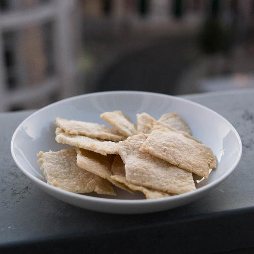 AIP Baked Pita Chips Recipe