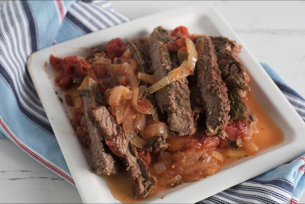 Amazing Slow Cooker Swiss Steak