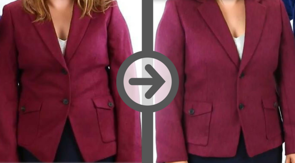 How to Alter a Suit Jacket