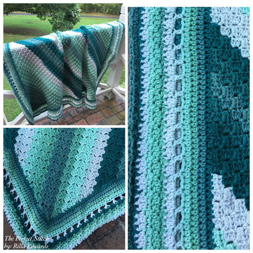 Forestry C2C Blanket