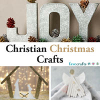 27 Christian Christmas Crafts