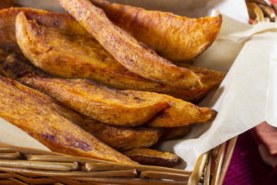 Harvest Sweet Potato Wedges