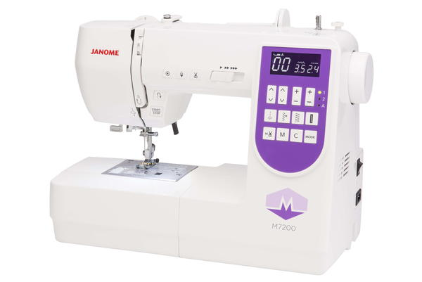 Janome M7200 sewing machine