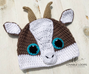 Ravelry: Gruffy Goat pattern by Sharon Ojala | 250x300
