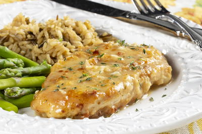 French Glazed Chicken
