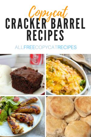 cracker barrel take out menu