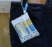 Mini Minion Zippered Pouch Sewing Pattern