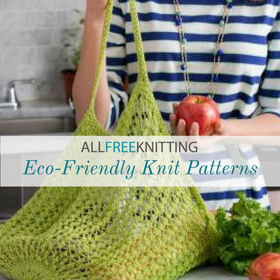 22 Eco-Friendly Knit Patterns