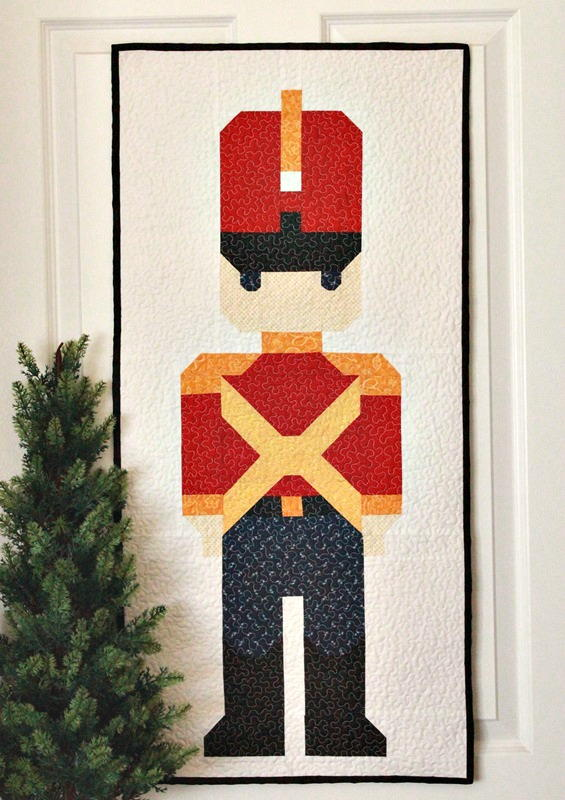Nutcracker- PDF Pattern