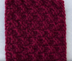 How to Knit Box Stitch