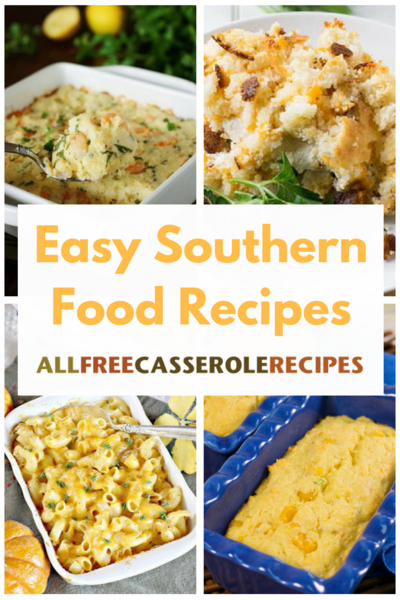 Easy Southern Food Recipes