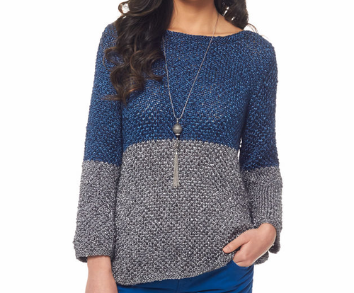 Favorite Fashion Sweater Pattern