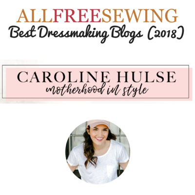 Motherhood in Style, Caroline Hulse