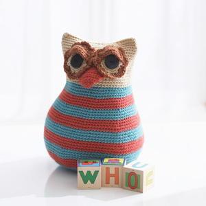 Owl Amigurumi -Free Amigurumi Pattern | Craft Passion | 300x300