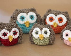 More Than 30 Crochet Owl Patterns All Free and Amazing | 238x300