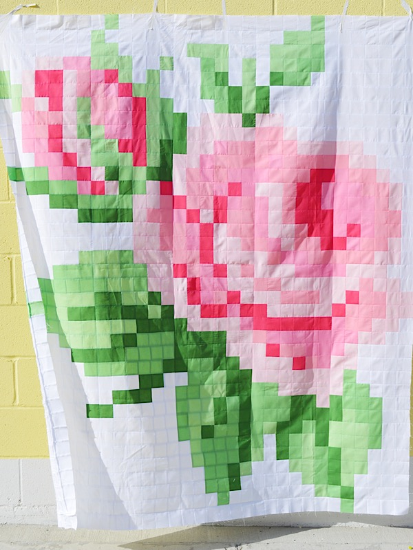 Enchanted Rose Quilt
