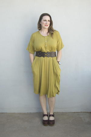 Free Women's Lounge Dress Pattern