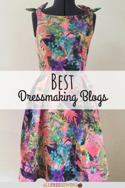 AllFreeSewings Favorite Dressmaking Blogs 2018