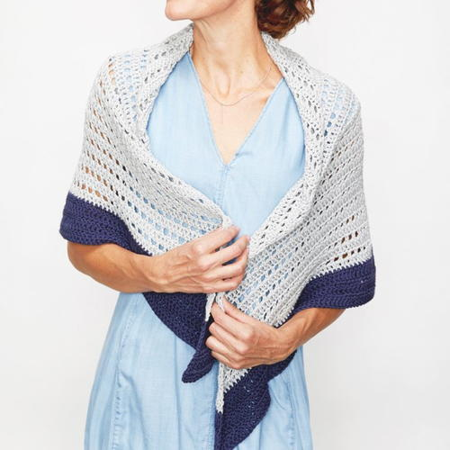 Summer Shawl Crochet Pattern | FaveCrafts com