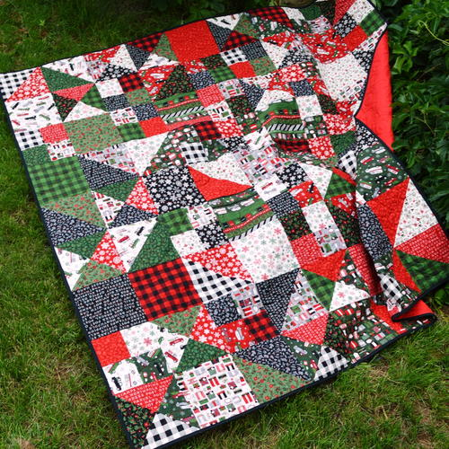Christmas Collection Quilt Pattern
