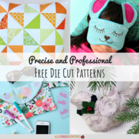 Precise and Professional: 20 Free Die Cut Patterns