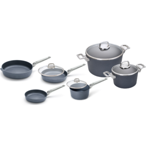 WOLL Diamond Lite Pro 10-Piece Cookware Set Giveaway