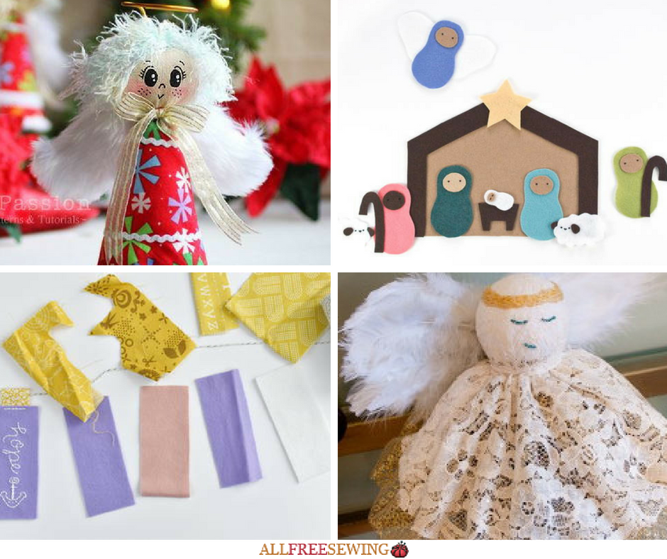 15 Religious Christmas Craft Ideas Allfreesewing Com