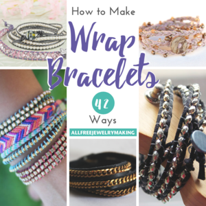 How to Make a Wrap Bracelet: 42 Ways
