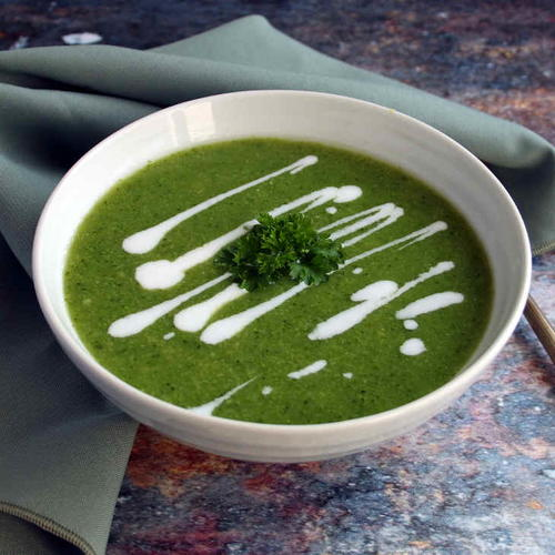 AIP Broccoli Soup Recipe